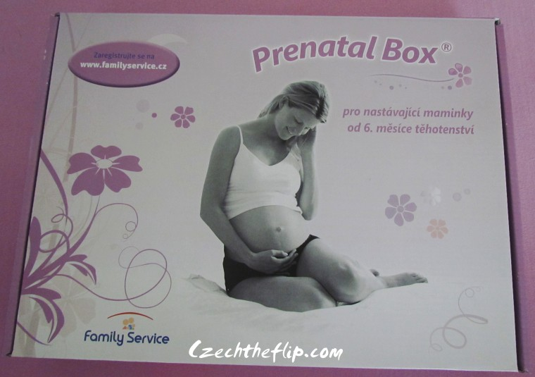 prenatal box